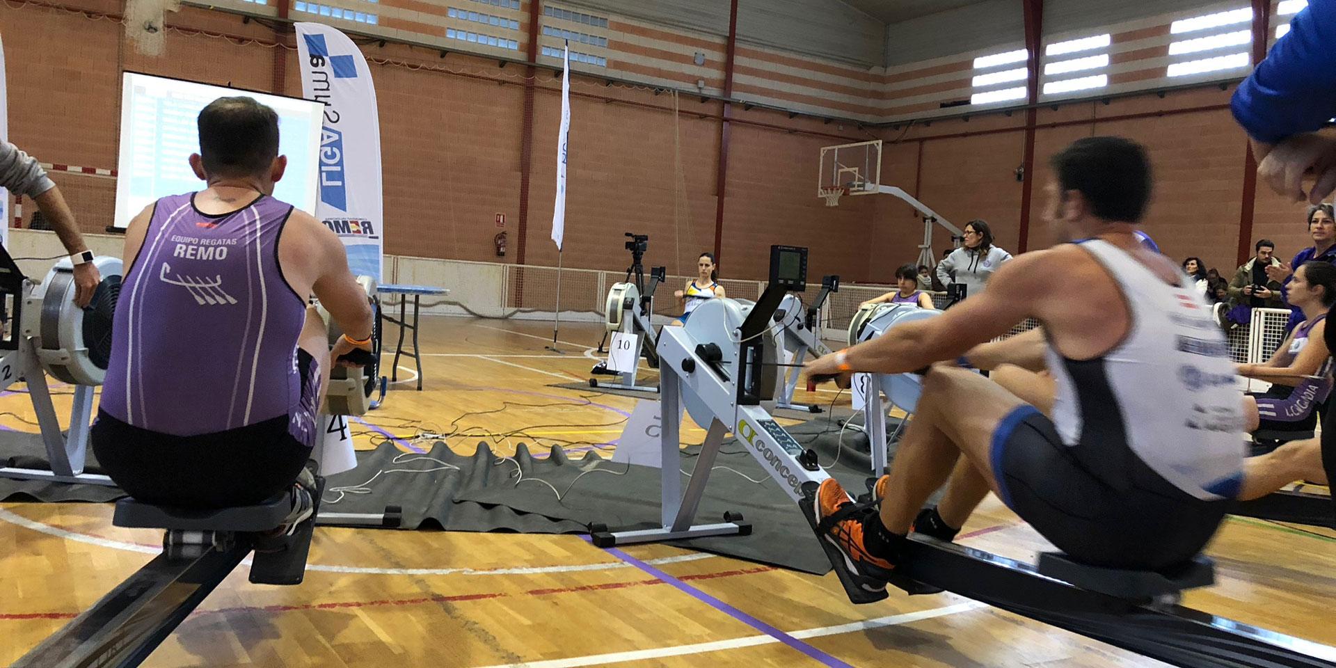 Campeonato Autonómico de Remoergómetro de la Comunidad Valenciana