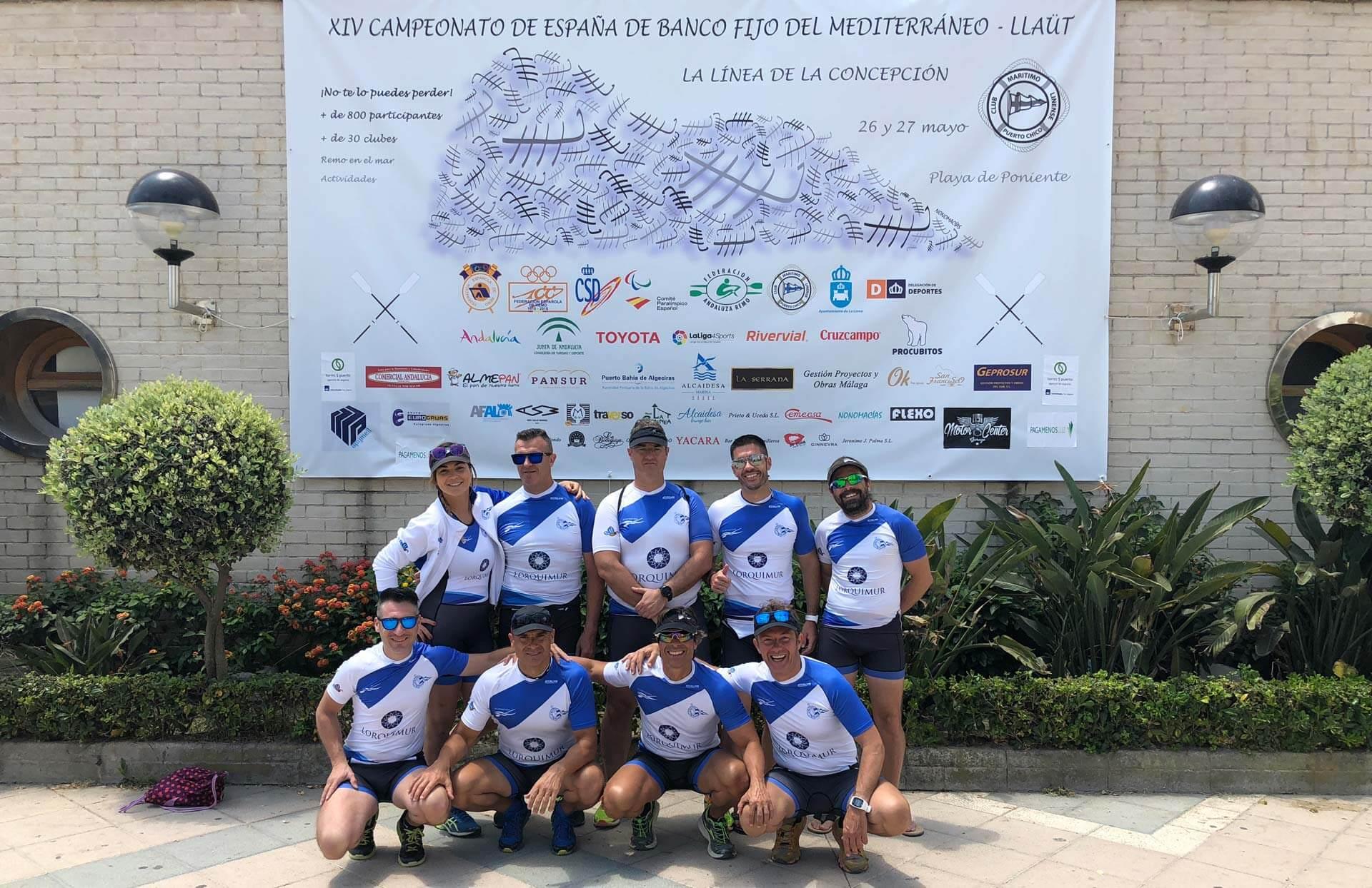 XIV Campeonato de España de Llaüt