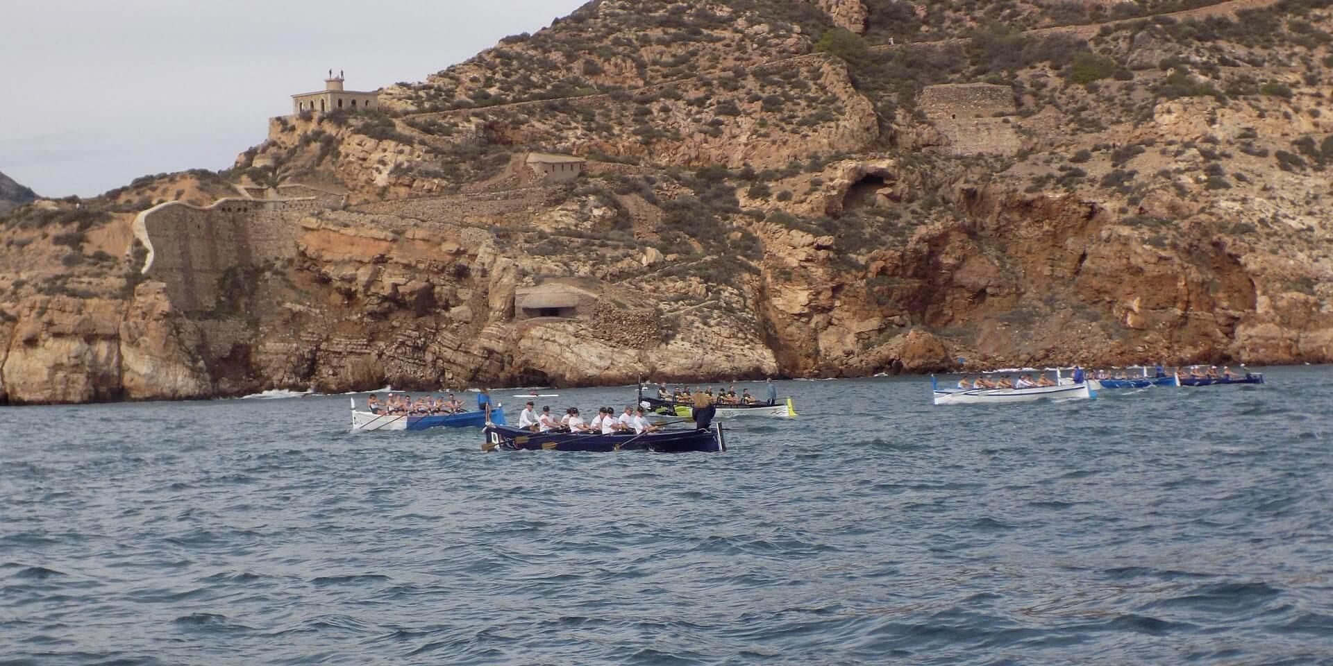 III Travesía a remo Santa Lucía - Isla de las Palomas - Santa Lucía