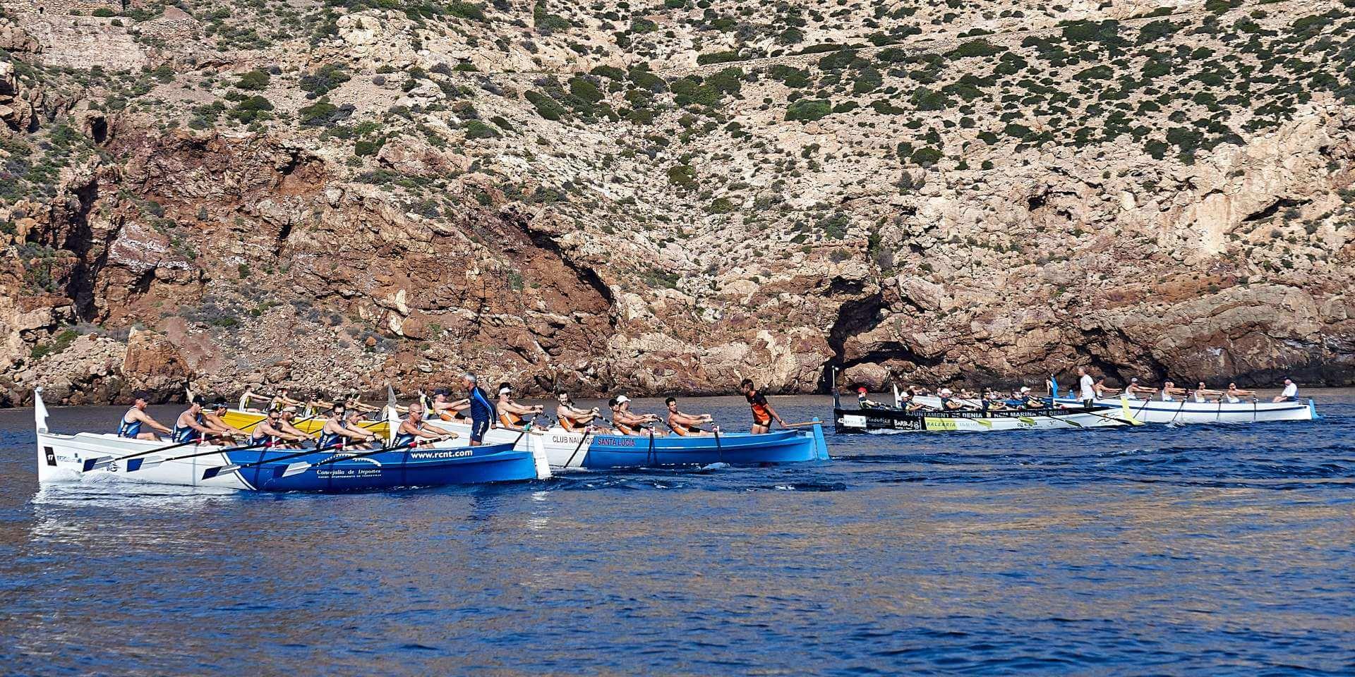 III Travesía Santa Lucía - Isla de las Palomas - Santa Lucía